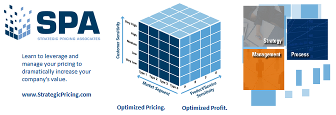 Blog: Strategic Pricing Newsletter – August 2014 | Strategic Pricing Associates (SPA)
